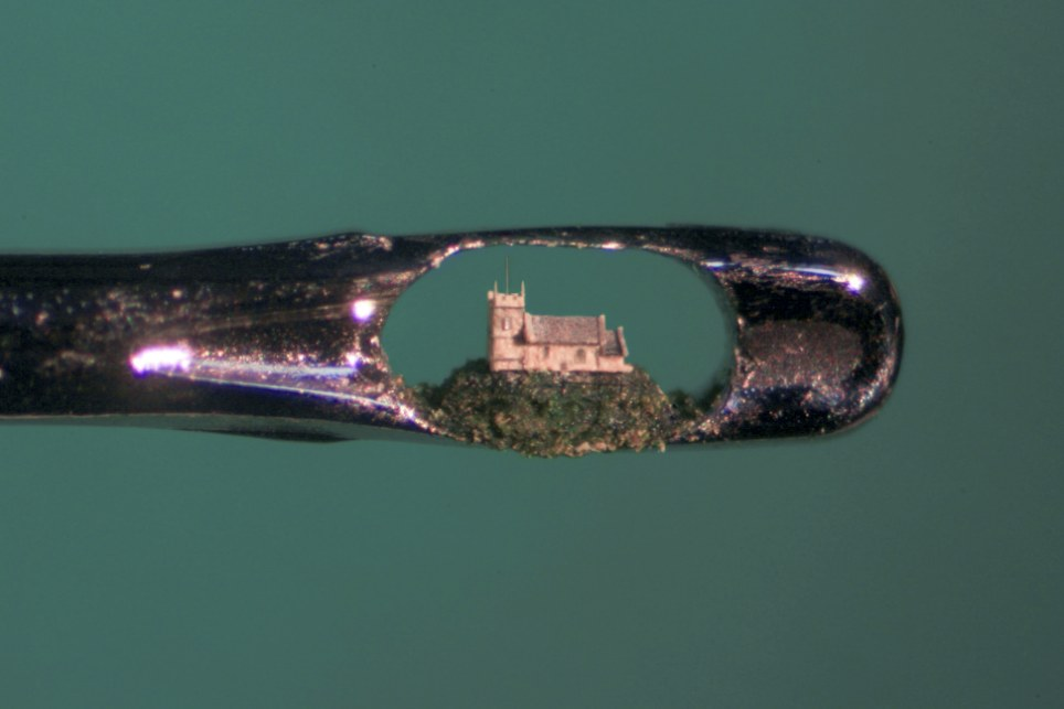Willard Wigan St. Bartholomew's Church