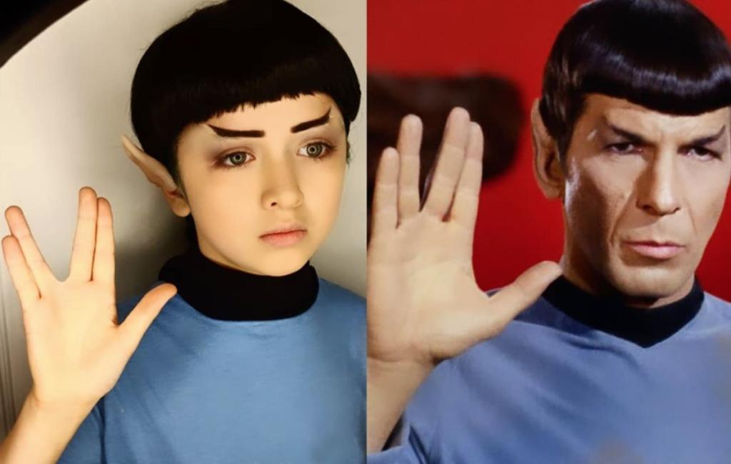 Spock, Star Trek
