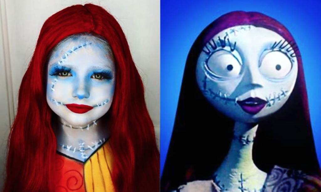 Sally, The Nightmare Before Christmas